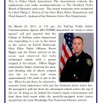 100 Club of DuPage County – Valor Awards Ceremony – October 25, 2017