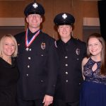 100 Club of DuPage County – Valor Awards Ceremony – October 30, 2019